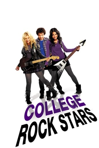 Poster of Collège Rock Stars