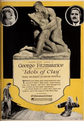 Poster of Idols of Clay