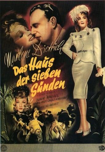 Filmplakat von Das Haus der sieben Sünden