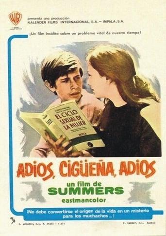Poster of Adiós, cigüeña, adiós