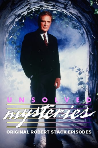 Poster of Unsolved Mysteries: Original Robert Stack Episodes