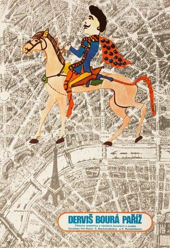 Poster of The Darvish Detonates Paris