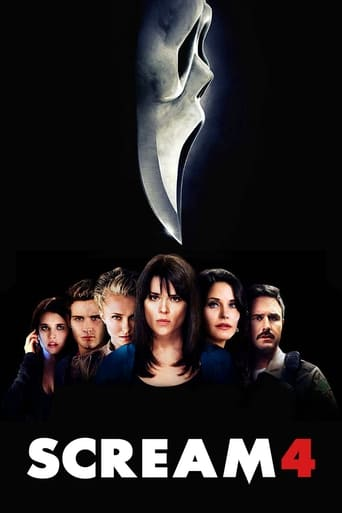 Poster of Scream 4