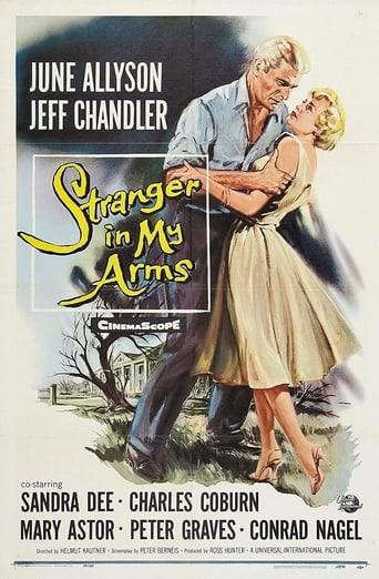 Poster of A Stranger in My Arms