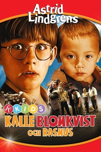 Poster of Kalle Blomkvist and Rasmus