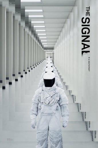 Poster of Signál z neznáma