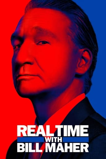 Poster of Real Time with Bill Maher
