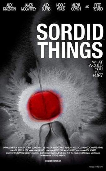 Poster of Sordid Things