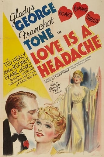 Poster of Love Is a Headache
