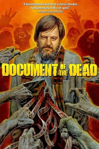 Poster of Document of the Dead