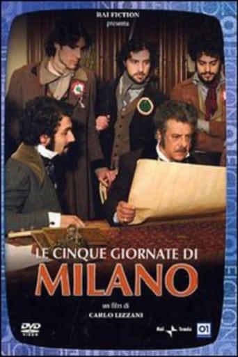 Poster of Le cinque giornate di Milano
