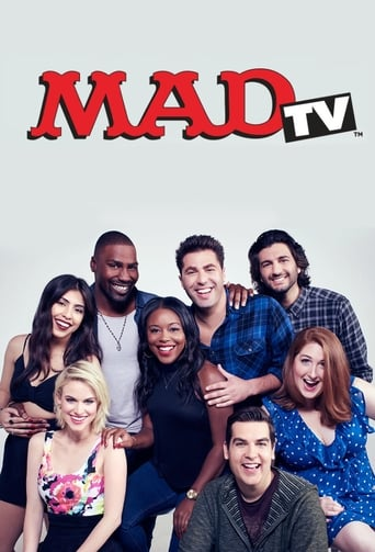 Poster of MADtv