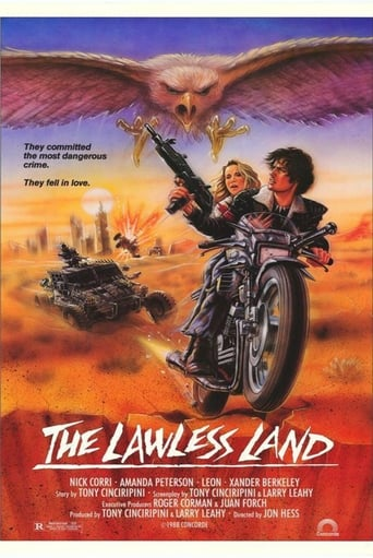 Poster of The Lawless Land