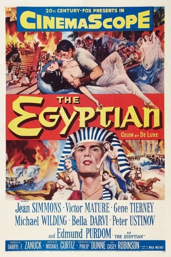 Poster of The Egyptian