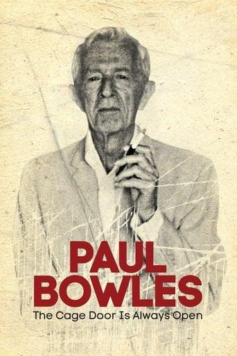 Poster of Paul Bowles: The Cage Door Is Always Open