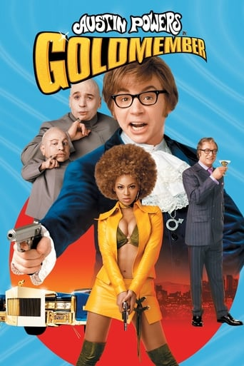 Poster of Austin Powers in Goldmember