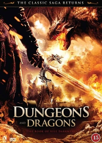 Poster of Dungeons & Dragons: The Book of Vile Darkness