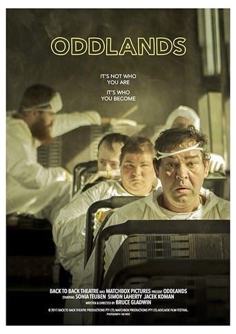 Poster of Oddlands