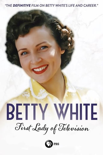 Poster of Betty White: First Lady of Television