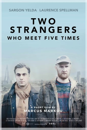 Poster of Two Strangers Who Meet Five Times
