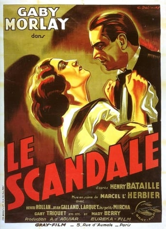 Poster of Le Scandale