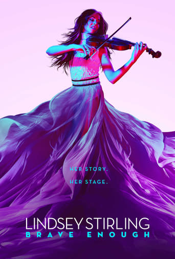 Poster of Lindsey Stirling: Brave Enough