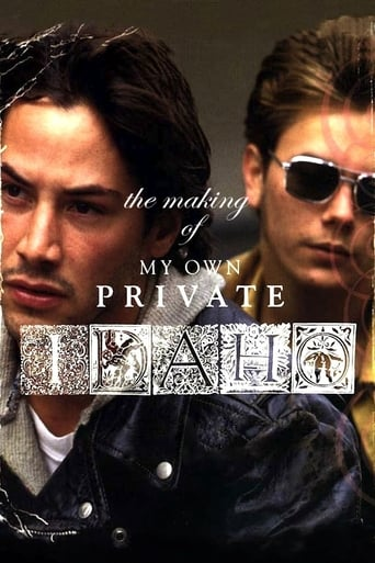 Poster of The Making of My Own Private Idaho