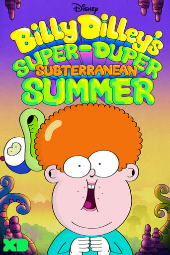 Poster of Billy Dilley's Super-Duper Subterranean Summer