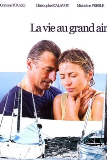 Poster of La vie au grand air