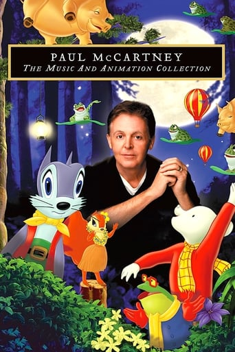 Paul McCartney - The Music and Animation Collection poster