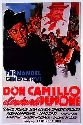 Poster of Don Camillo's Last Round