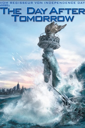 Filmplakat von The Day After Tomorrow