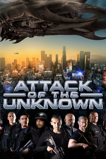 Poster of Attack of the Unknown