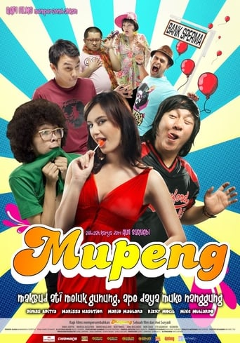 Poster of Mupeng (Muka Pengen)