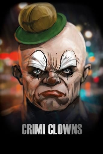 Poster of Crimi Clowns