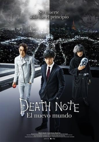 Poster of Death Note: El nuevo mundo