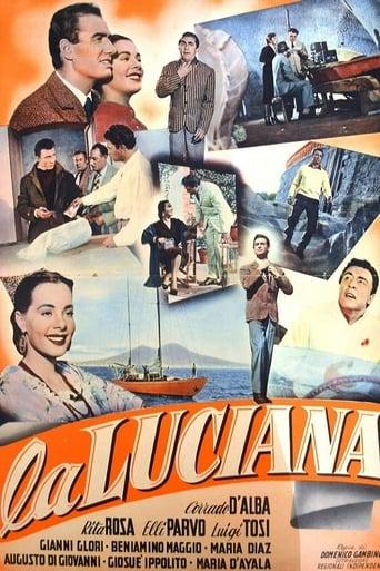 Poster of La Luciana