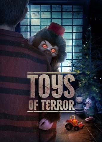 Poster of Toys of Terror