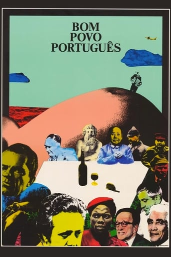 Poster of Good Portuguese People