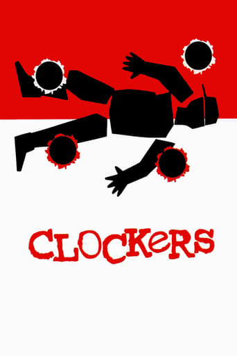 Poster of Clockers