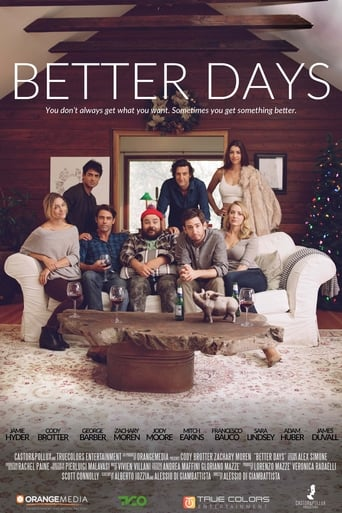 Poster of Better Days