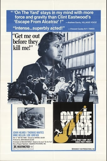 Poster of On the Yard