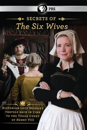 Poster of Six Wives with Lucy Worsley