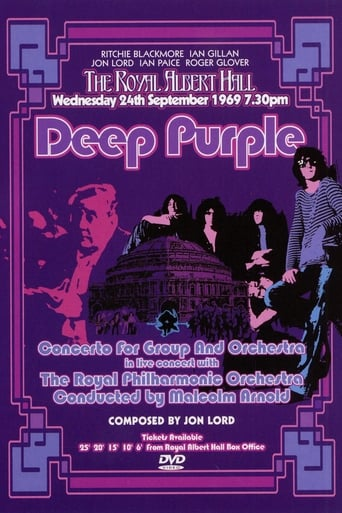 Poster of Deep Purple: Concerto for Group and Orchestra
