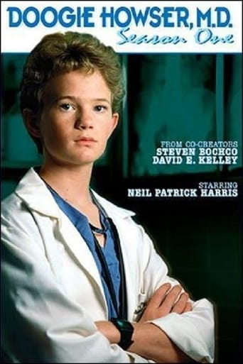 Poster of Doogie Howser, M.D.