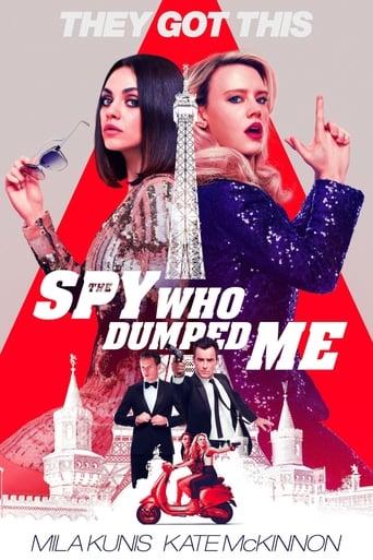 L'espion qui m'a larguée