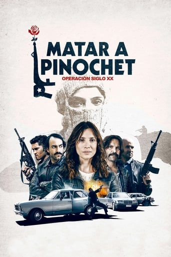 Poster of Matar a Pinochet