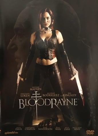 Filmplakat von BloodRayne