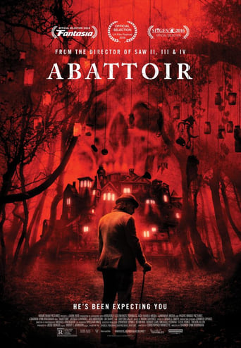 Poster of Abattoir