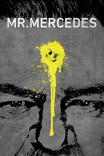Poster of Mr. Mercedes